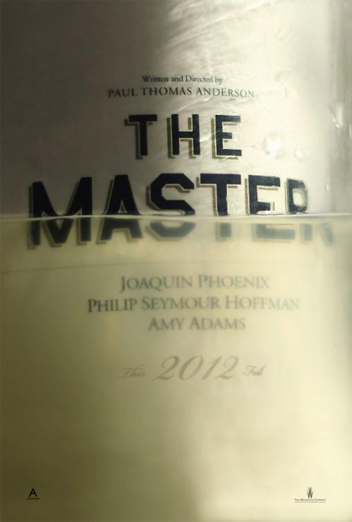MASTER poster