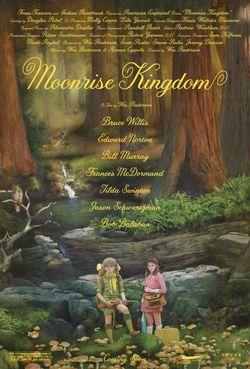 MOONRISE KINGDOM poster 2