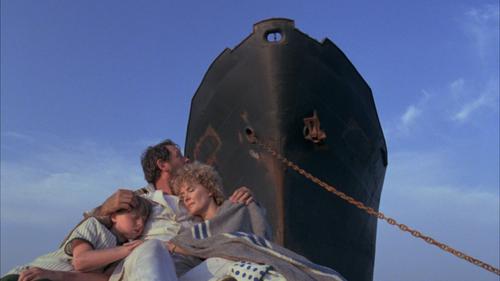 DEATH SHIP 1980