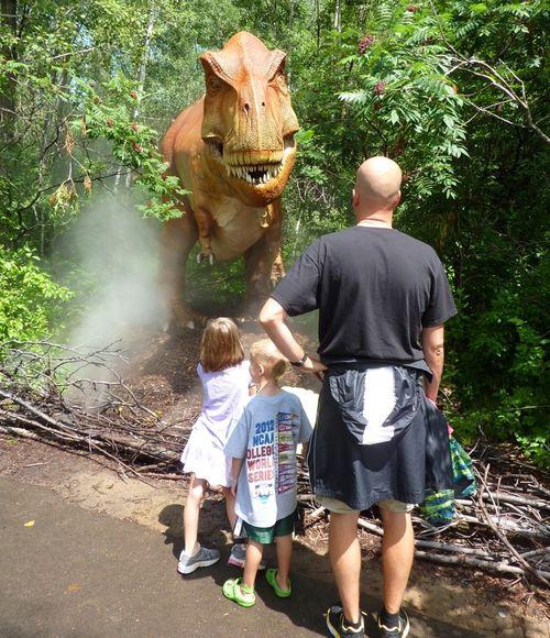 Minnesota Zoo Dinosaurs 13