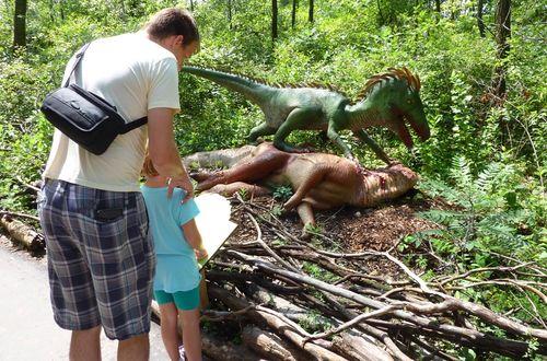 Minnesota Zoo Dinosaurs 14