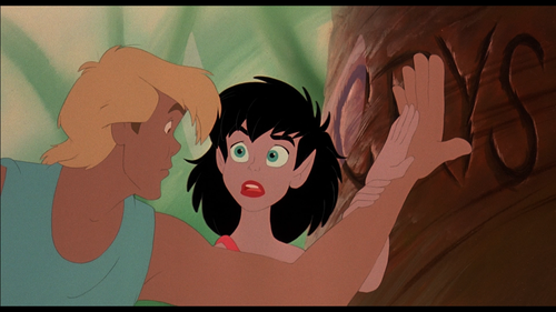 FERNGULLY Carve
