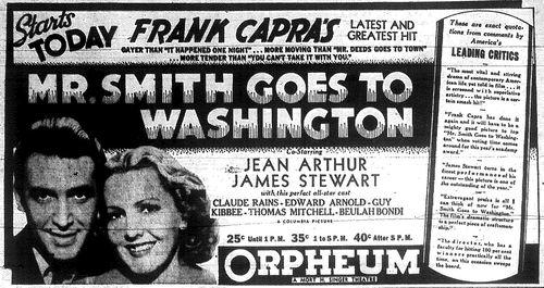 Minnesota Movie Ads 1939 10
