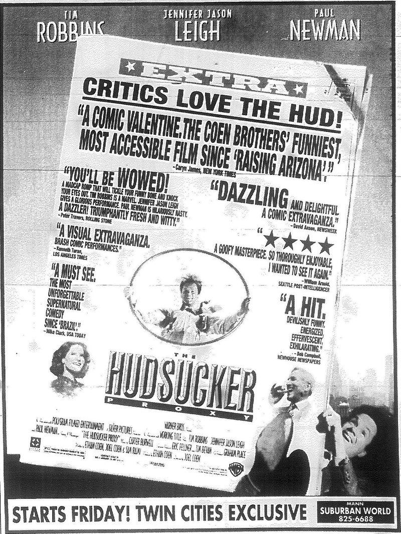 Minnesota Movie Ads 1994 6