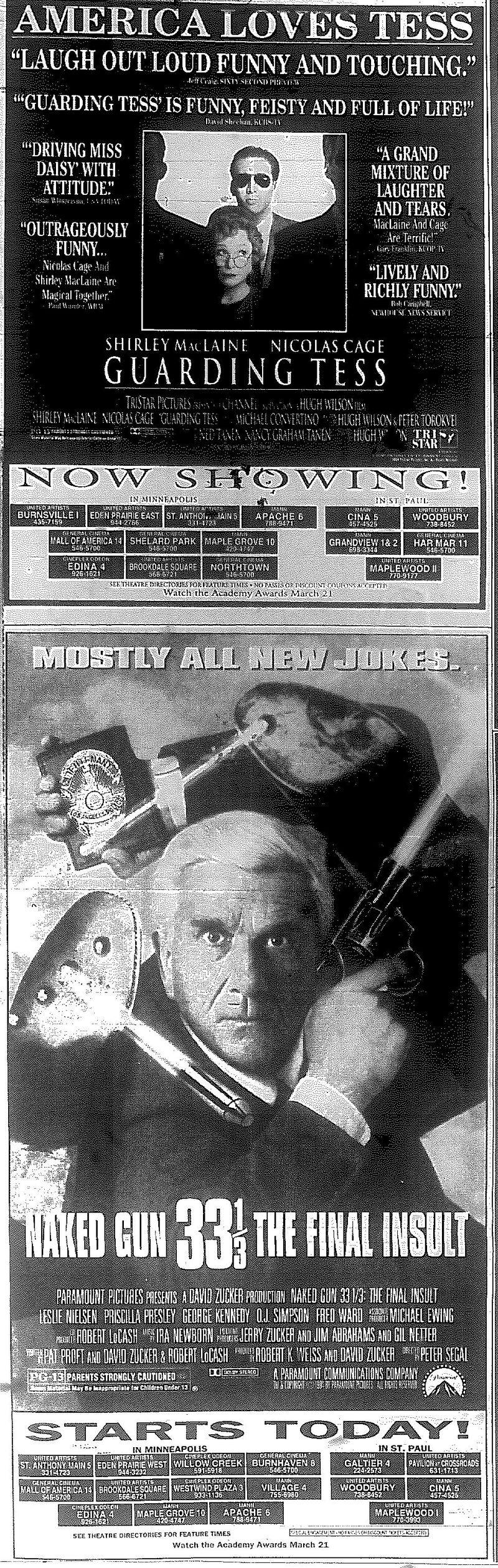 Minnesota Movie Ads 1994 5