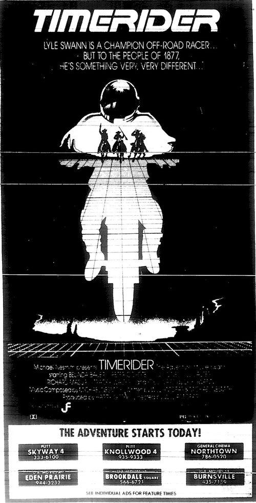 Minnesota Movie Ads 1983 6