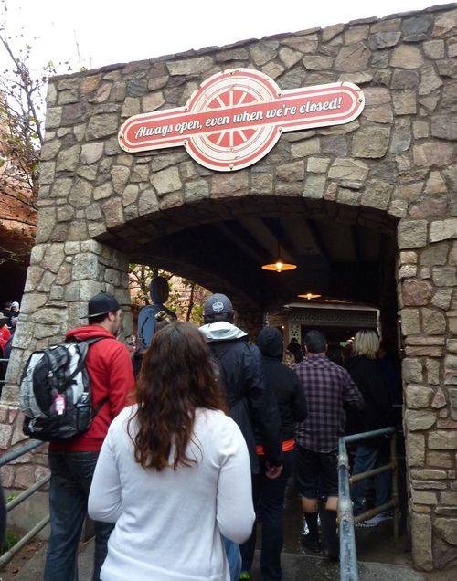 Cars Land Disney California Adventure 4