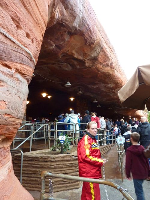Cars Land Disney California Adventure 36