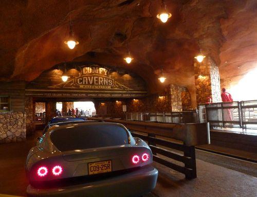 Cars Land Disney California Adventure 10
