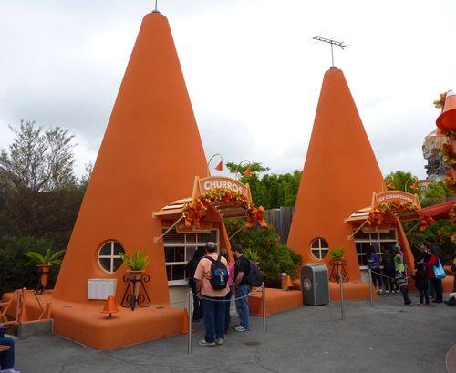 Cars Land Disney California Adventure 61