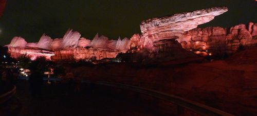 Cars Land Disney California Adventure 98