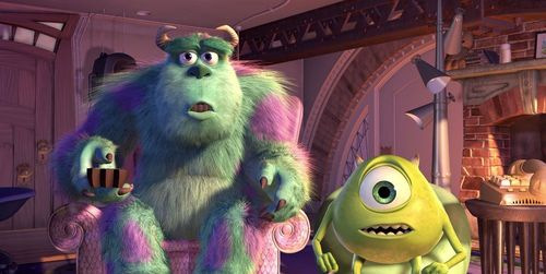 MONSTERS INC Still 1