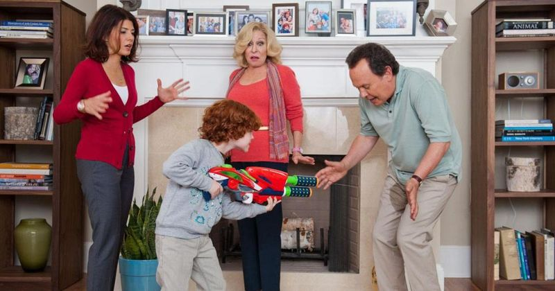 PARENTAL GUIDANCE Billy Crystal Bette Midler