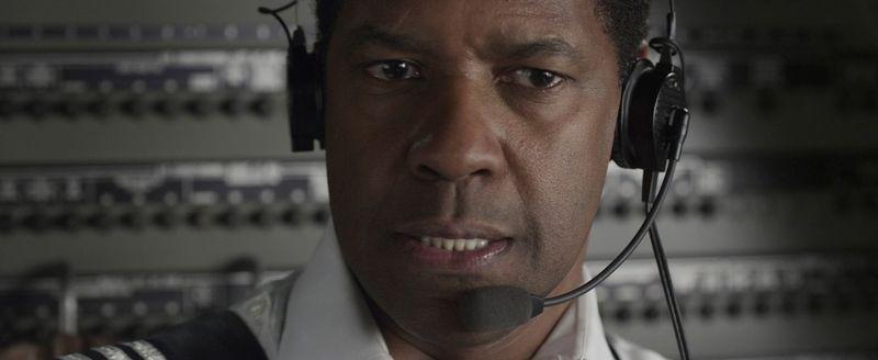 Denzel Washington Flight