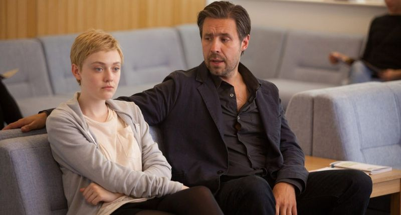 NOW IS GOOD Dakota Fanning Paddy Considine