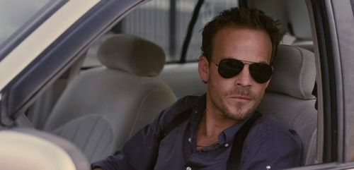 OFFICER DOWN Stephen Dorff