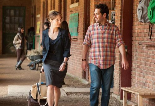 ADMISSION Tina Fey Paul Rudd