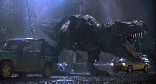 JURASSIC PARK 3D T-Rex