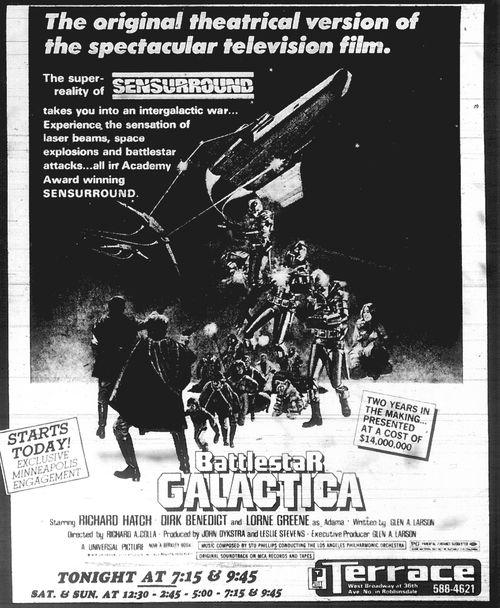 Minnesota Movie Ad 1979 6