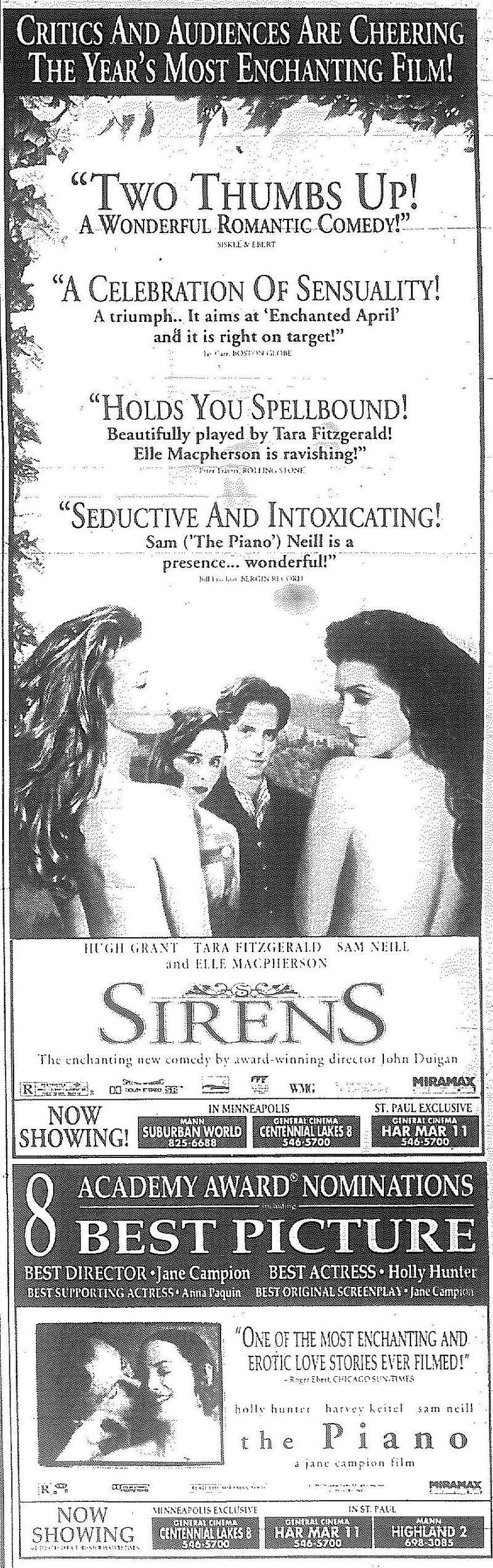 Minnesota Movie Ads 1994 2