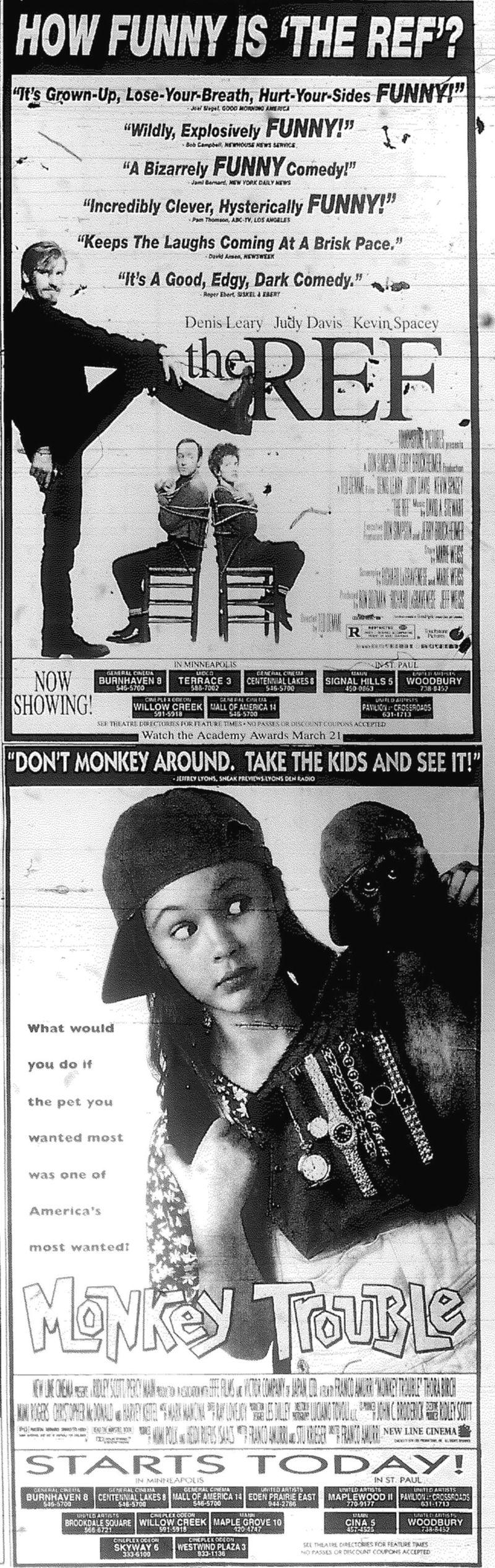 Minnesota Movie Ads 1994 4