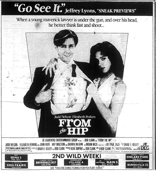Minnesota Movie Ads 1987 4