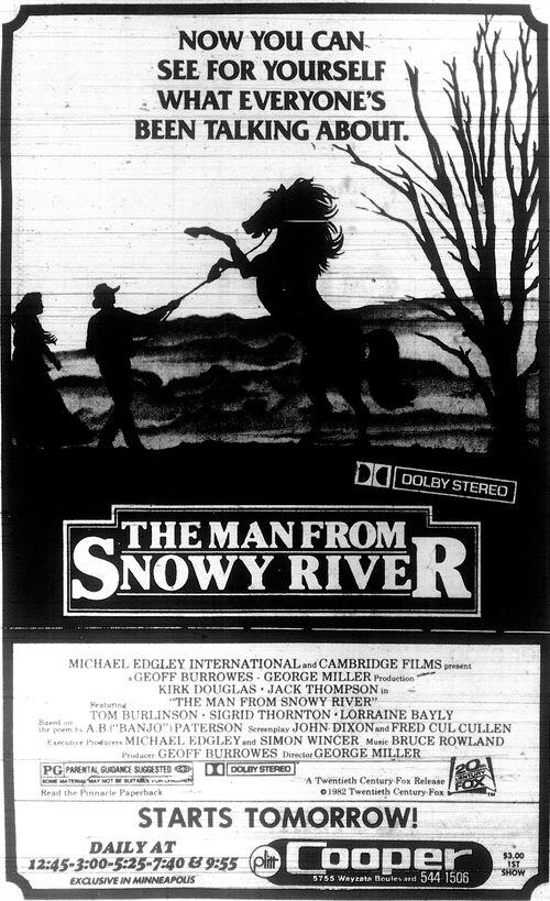 Minnesota Movie Ads 1983 2