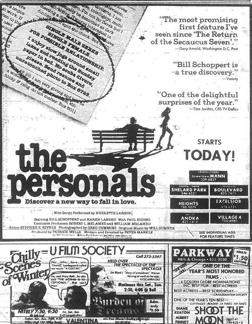 Minnesota Movie Ads 1983 7