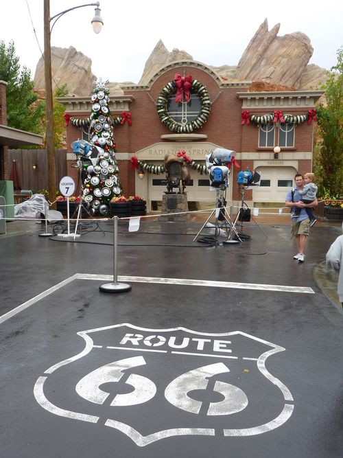 Cars Land Disney California Adventure 14