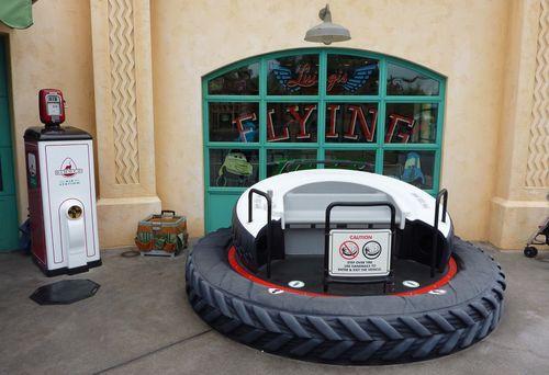 Cars Land Disney California Adventure 82
