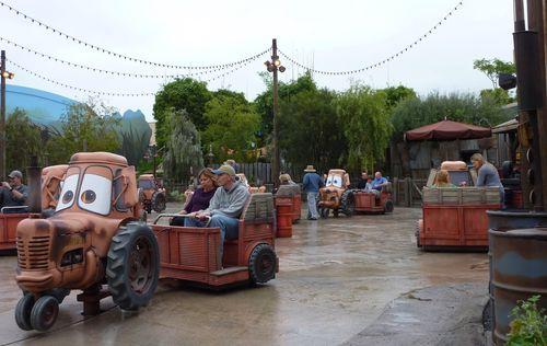 Cars Land Disney California Adventure 28