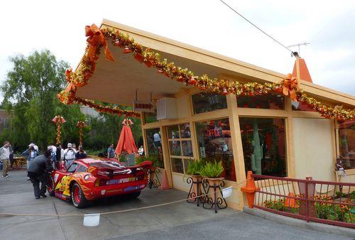 Cars Land Disney California Adventure 56