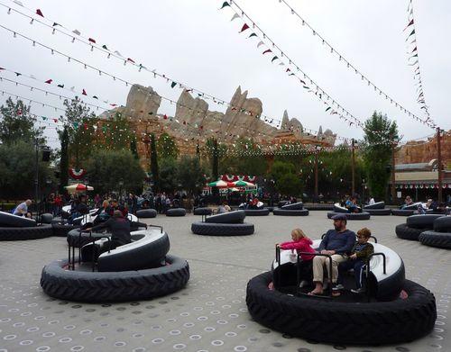 Cars Land Disney California Adventure 85