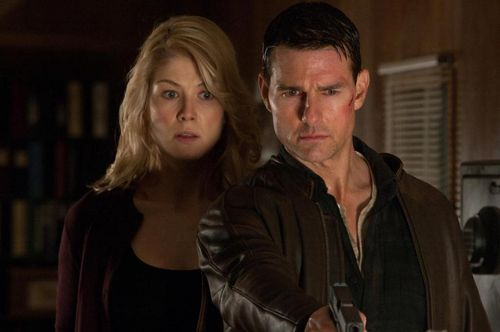 JACK REACHER Tom Cruise Rosamund Pike