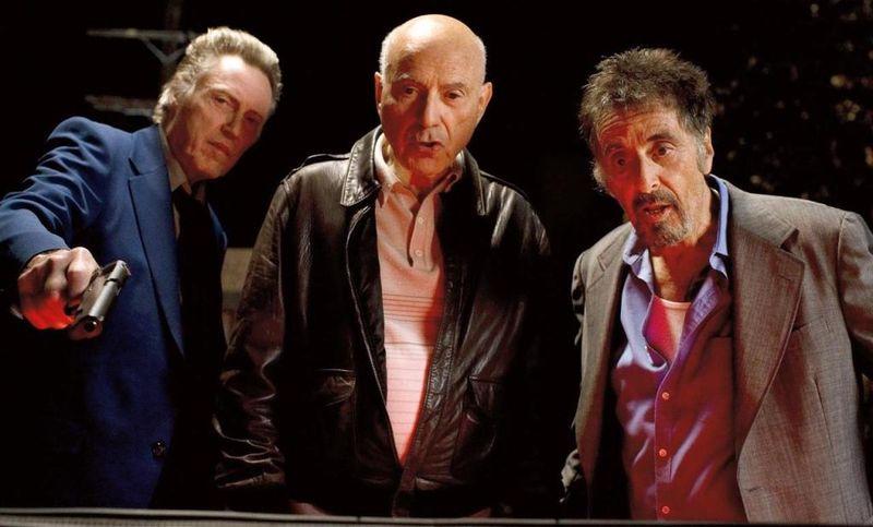STAND UP GUYS Al Pacino