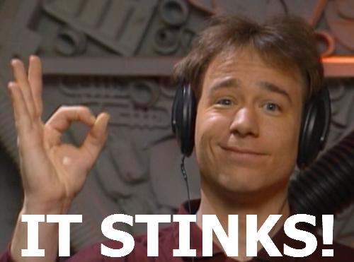 MST3K It Stinks 1
