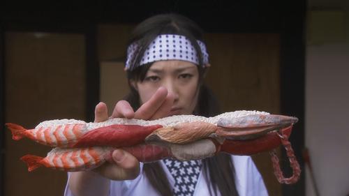 DEAD SUSHI Rina Takeda
