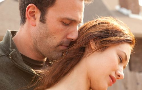 TO THE WONDER Ben Affleck Olga Kurylenko