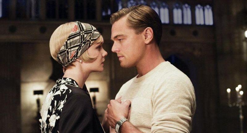 GREAT GATSBY Leonardo DiCaprio