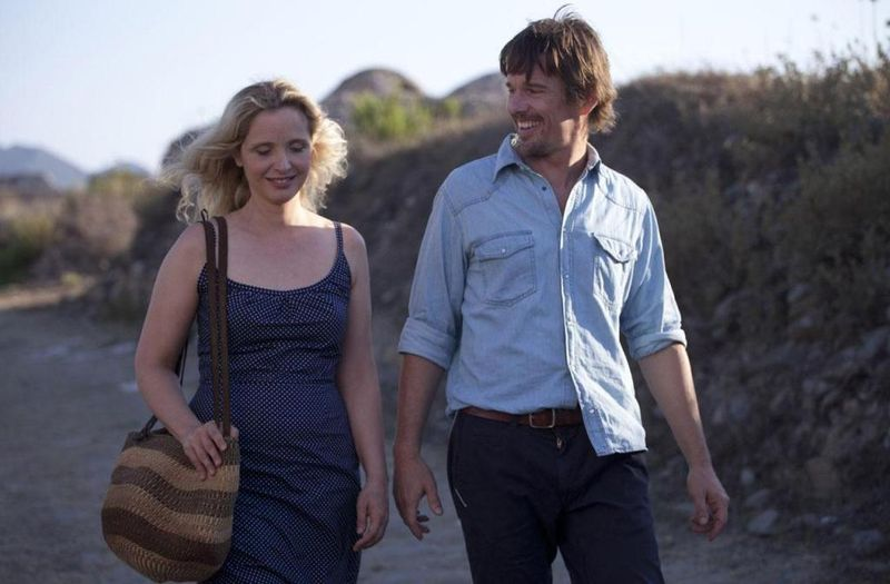 BEFORE MIDNIGHT Ethan Hawke Julie Delpy