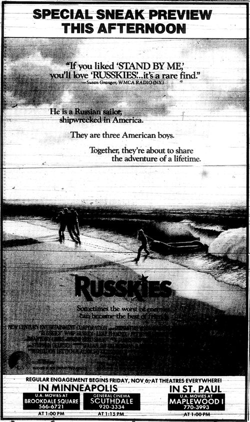 Minnesota Movie Ads 2