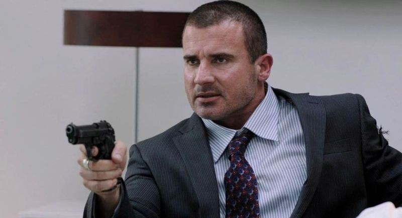 ASSAULT ON WALL STREET Dominic Purcell