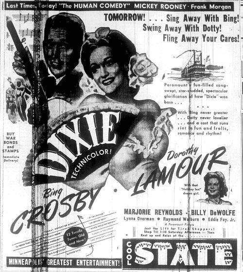 Minnesota Movie Ads 8