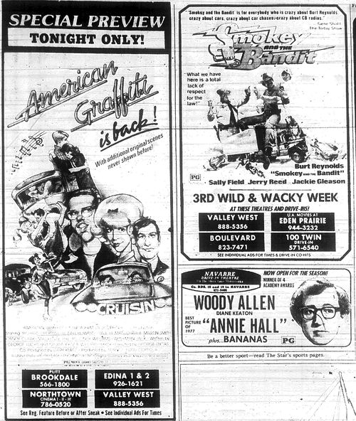 Minnesota Movie Ads 1