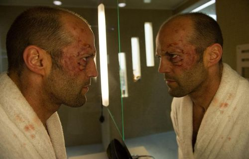 REDEMPTION Jason Statham