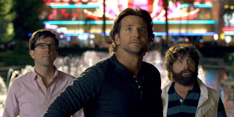 HANGOVER PART III Bradley Cooper