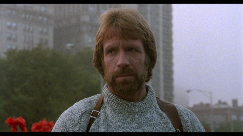 Code of Silence Chuck Norris
