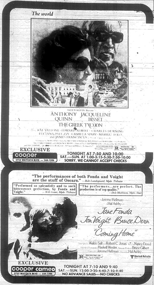 Minnesota Movie Ads 21