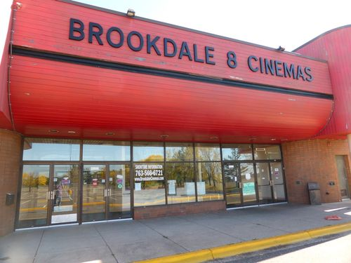 BROOKDALE 8 Cinemas Brooklyn Center, MN 14