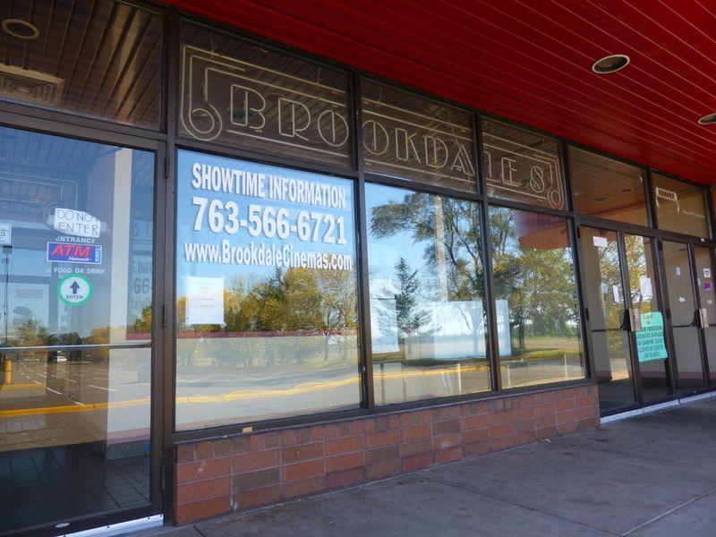 BROOKDALE 8 Cinemas Brooklyn Center, MN 7